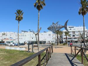 Apartamento Mercedes, Apartments  Conil de la Frontera - big - 7