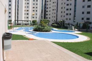Apartment Gemelos 24, Apartmány  Cala de Finestrat - big - 20