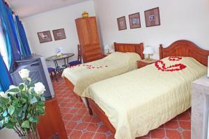 Casa Macondo Bed & Breakfast, B&B (nocľahy s raňajkami)  Cuenca - big - 28