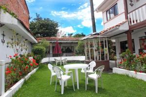 Casa Macondo Bed & Breakfast, B&B (nocľahy s raňajkami)  Cuenca - big - 22