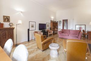 onefinestay - South Kensington private homes II, Apartmány  Londýn - big - 62