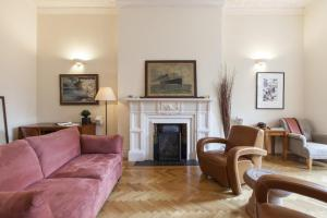 onefinestay - South Kensington private homes II, Apartmány  Londýn - big - 76