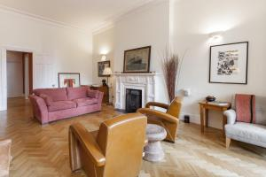 onefinestay - South Kensington private homes II, Apartmány  Londýn - big - 7