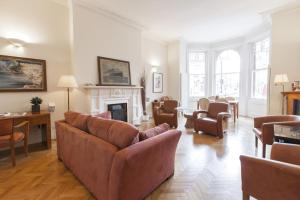 onefinestay - South Kensington private homes II, Apartmány  Londýn - big - 138