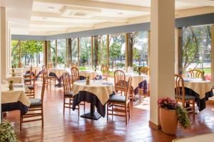 Hotel Eden Park, Отели  Диано-Марина - big - 33