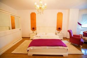 Noblesse Suite, Ferienwohnungen  Galaţi - big - 10
