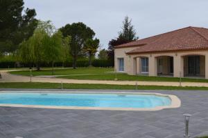 Maison d'hôtes Villa Soleil, Affittacamere  Bergerac - big - 46