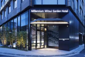 Millennium Mitsui Garden Hotel Tokyo, Отели  Токио - big - 1