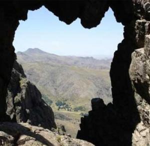 La Posada del Hobbit, Horské chaty  Villa Ventana - big - 14