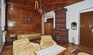 Penzion Antonea, Guest houses  Čistá u Horek - big - 9