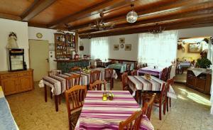 Penzion Antonea, Penzióny  Čistá u Horek - big - 13