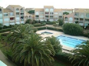 Appartement Les Solleillades, Apartmány  Palavas-les-Flots - big - 10