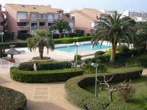 Appartement Les Solleillades, Ferienwohnungen  Palavas-les-Flots - big - 14