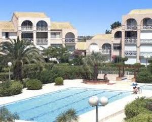 Appartement Les Solleillades, Ferienwohnungen  Palavas-les-Flots - big - 12
