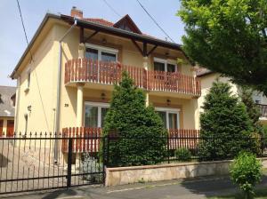 Apartment Villa Attila, Ferienwohnungen  Hévíz - big - 5