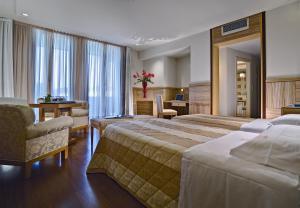 Hotel Terme Delle Nazioni, Hotely  Montegrotto Terme - big - 13