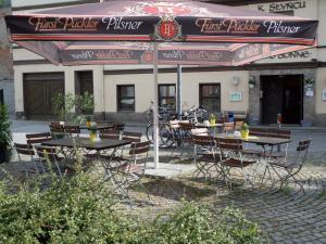 Hotel zur Sonne, Hotels  Cottbus - big - 17
