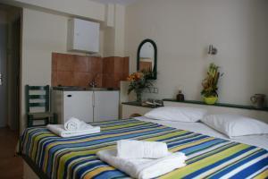 Jason Studios & Apartments, Aparthotels  Naxos Chora - big - 14