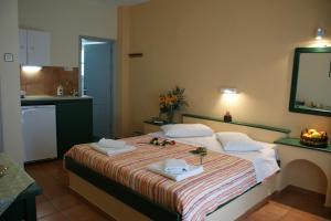 Jason Studios & Apartments, Aparthotels  Naxos Chora - big - 13