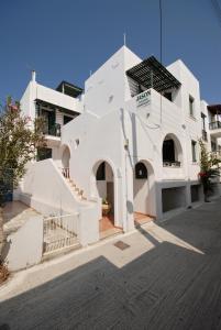 Jason Studios & Apartments, Aparthotels  Naxos Chora - big - 17