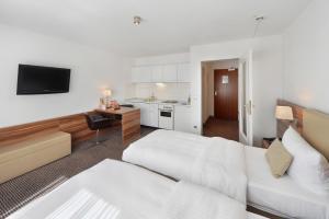 VI VADI HOTEL downtown munich, Hotels  Munich - big - 44