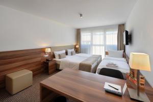 VI VADI HOTEL downtown munich, Hotels  Munich - big - 57
