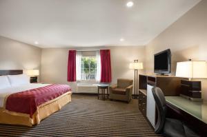 Pokój z łóżkiem typu king-size – dla niepalących