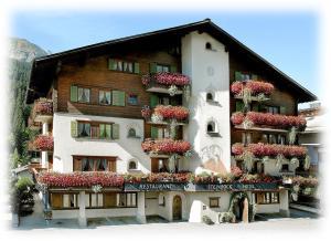 Hotel Steinbock - Klosters