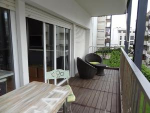 アパートメント ガーデンビュー