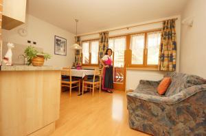 Residence Villa Toni, Апартаменты  Сан-Виджилио-ди-Мареббе - big - 12