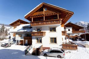 Residence Villa Toni, Апартаменты  Сан-Виджилио-ди-Мареббе - big - 28