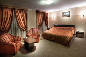 Hotel Edem, Hotels  Karagandy - big - 10