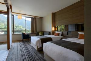 Miyajima Grand Hotel Arimoto, Szállodák  Mijadzsima - big - 11