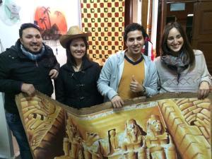 Mesho Inn Hostel, Hostels  Cairo - big - 21