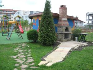 Chateau Aheloy, Apartmánové hotely  Aheloy - big - 106