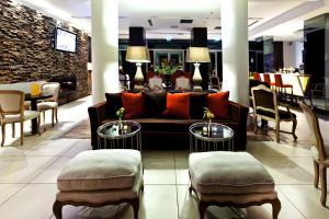Olympus Thea Hotel, Отели  Платамонас - big - 24