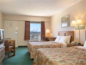 Days Inn Apple Valley Pigeon Forge/Sevierville, Motely  Pigeon Forge - big - 2