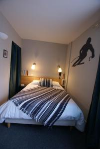 Hotel de la Placette Barcelonnette, Hotels  Barcelonnette - big - 76