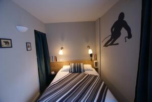 Hotel de la Placette Barcelonnette, Hotels  Barcelonnette - big - 77