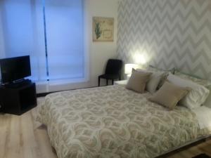 Suites Metropoli Bristol Park, Апартаменты  Кито - big - 21