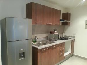 Suites Metropoli Bristol Park, Апартаменты  Кито - big - 18