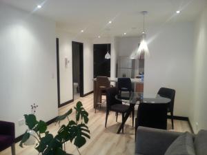 Suites Metropoli Bristol Park, Апартаменты  Кито - big - 16