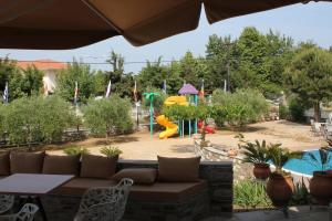 Zeus Hotel, Hotels  Platamonas - big - 63