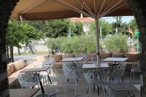 Zeus Hotel, Hotels  Platamonas - big - 62