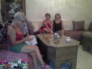 Riad Malak, Bed & Breakfasts  Meknès - big - 75