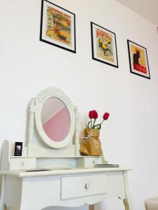 B&B Zahir, Bed & Breakfast  Castro di Lecce - big - 9