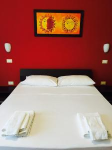 B&B Zahir, Bed and breakfasts  Castro di Lecce - big - 49