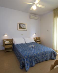 Hotel Nives, Отели  Риччоне - big - 6