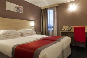Comfort Hotel Metz Woippy