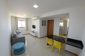 Excelentes Apartamentos Ponta Verde, Apartmány  Maceió - big - 8